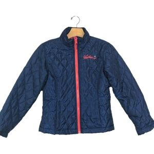 Weatherproof Jacket Lightweight Wind Breaker Navy
